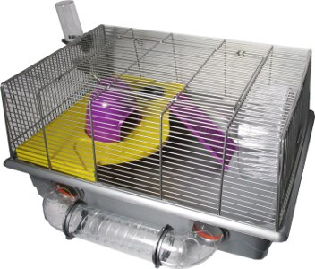 Rotastak Genus 200 Hamster Cage for Syrian and dwarf hamsters